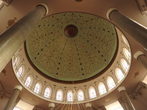 Mosque Cupola, Mary, Turkmenistan