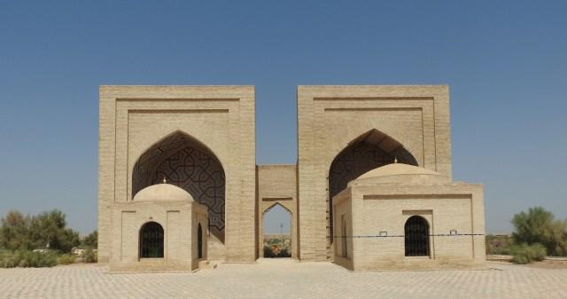 Mausoleums of Al-Hakim ibn Amr al-Jafari and Buraida ibn al-Huseib al-Islami