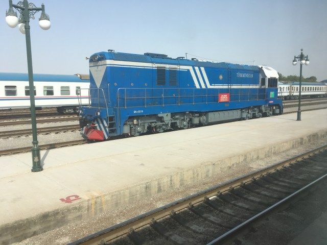 Turkmenistan Locomotive