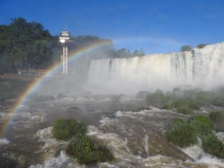 Iguacu Falls. Brazil - The Devil's Throat