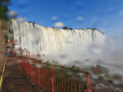 Devil's Throat, Iguacu Falls, Brazil