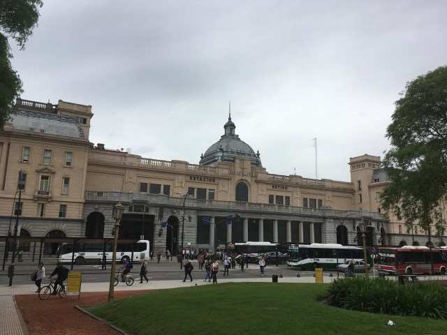 Retiro Station, Buenos Aires. November 2018.