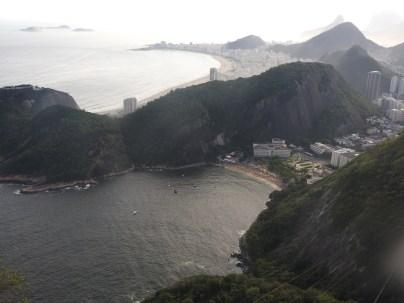 View from Sugarloaf Mountain, Rio de Janeiro