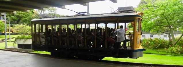 Santa Teresa Tram, Rio de Janeiro