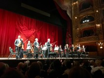 Vienna Chamber Orchestra, Colon Theatre, Buenos Aires, Argentina