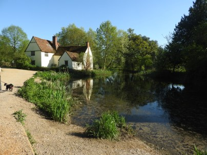 Dedham Vale (The Haywain), Suffolk, England