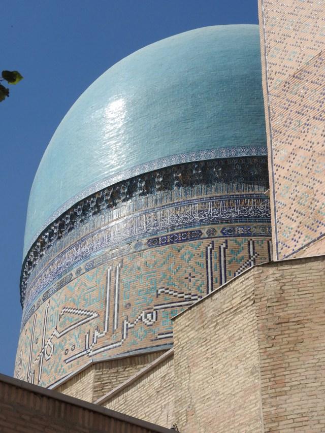 Kok Gumbaz Mosque,Shahrisabz, Uzbekistan
