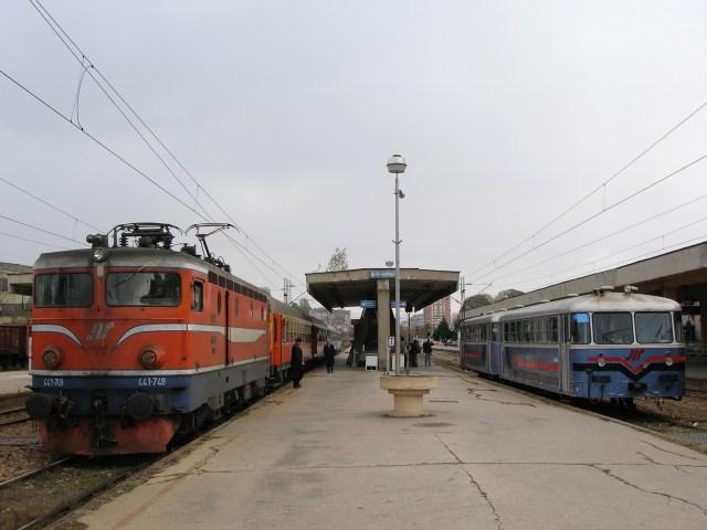 Nis Station, Serbia