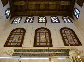 Inside Damascus Medersa