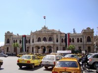Hejaz Railway Station, Damascus