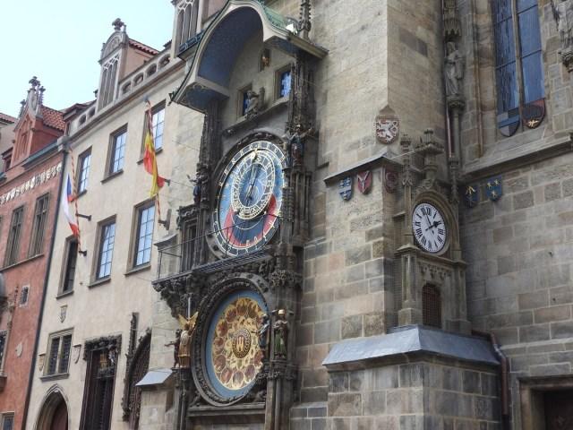 Horological Clock, Staroměstské Náměstí, Prague
