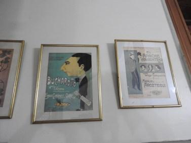 Exhibit Palacio Carlos Gardel Tango Museum, Buenos Aires