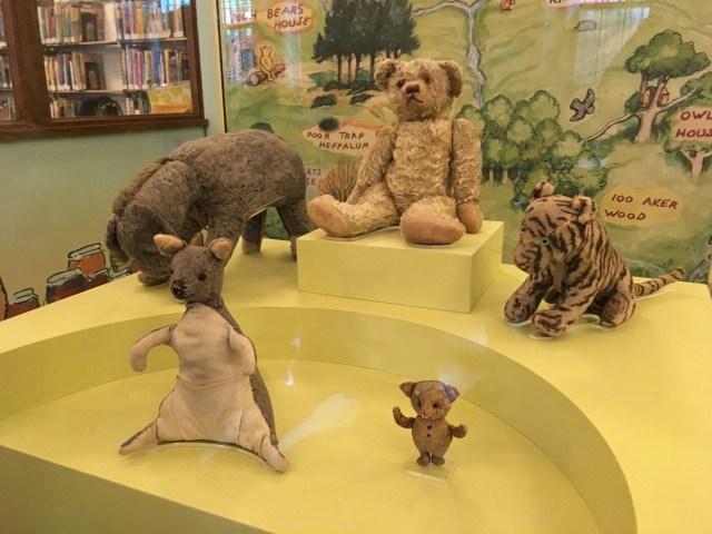 Winnie the Pooh & Friends, New York