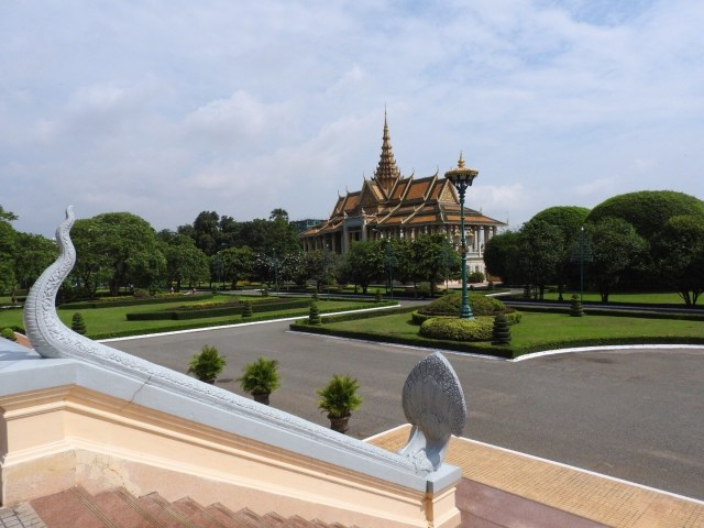 The Royal Palace, Phnom Penh, Cambodia