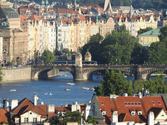 Prague Riverside, October 2019