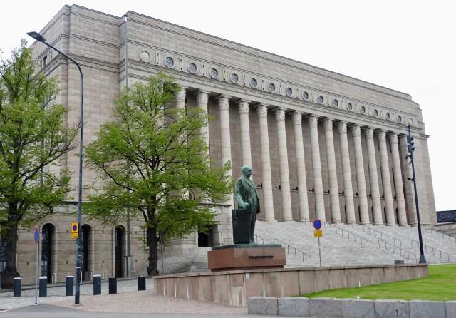 Helsinki Parliament