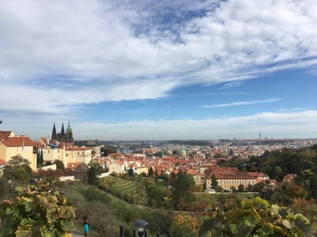 Prague, October 2019
