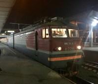 Night Train, Tbilisi to Baku