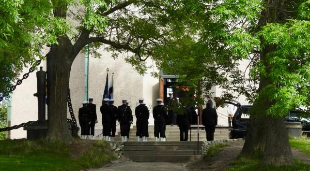 Military Funeral, Helsinki