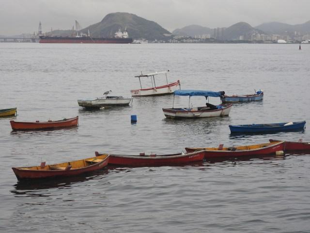 Guanabara Bay, Rio de Janeiro, Brazil