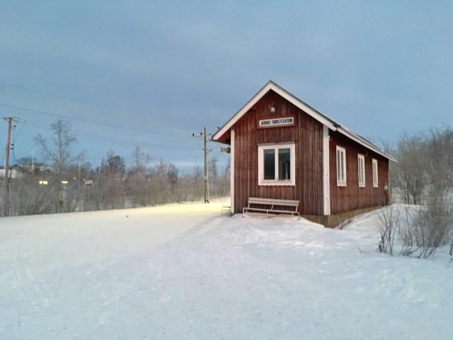 Abisko Turiststation, Sweden