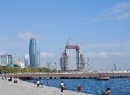Baku's Caspian Sea Waterfront
