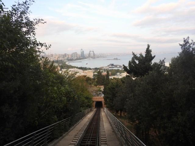 Funicular View, Baku