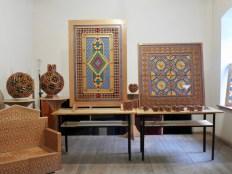 Shebeke Art Work, Sheki, Azerbaijan