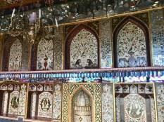 Winter Palace, Sheki, Azerbaijan. Wilburstravels.com