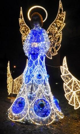 Christmas Angel, Krakow