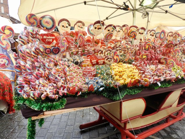 Christmas Sweets, Krakow