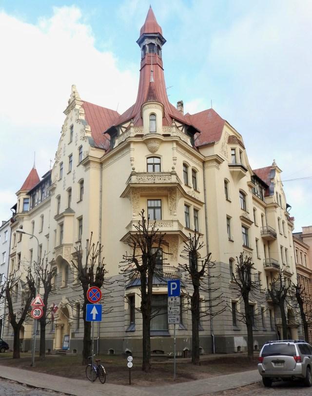 Art Nouveau Museum, Riga