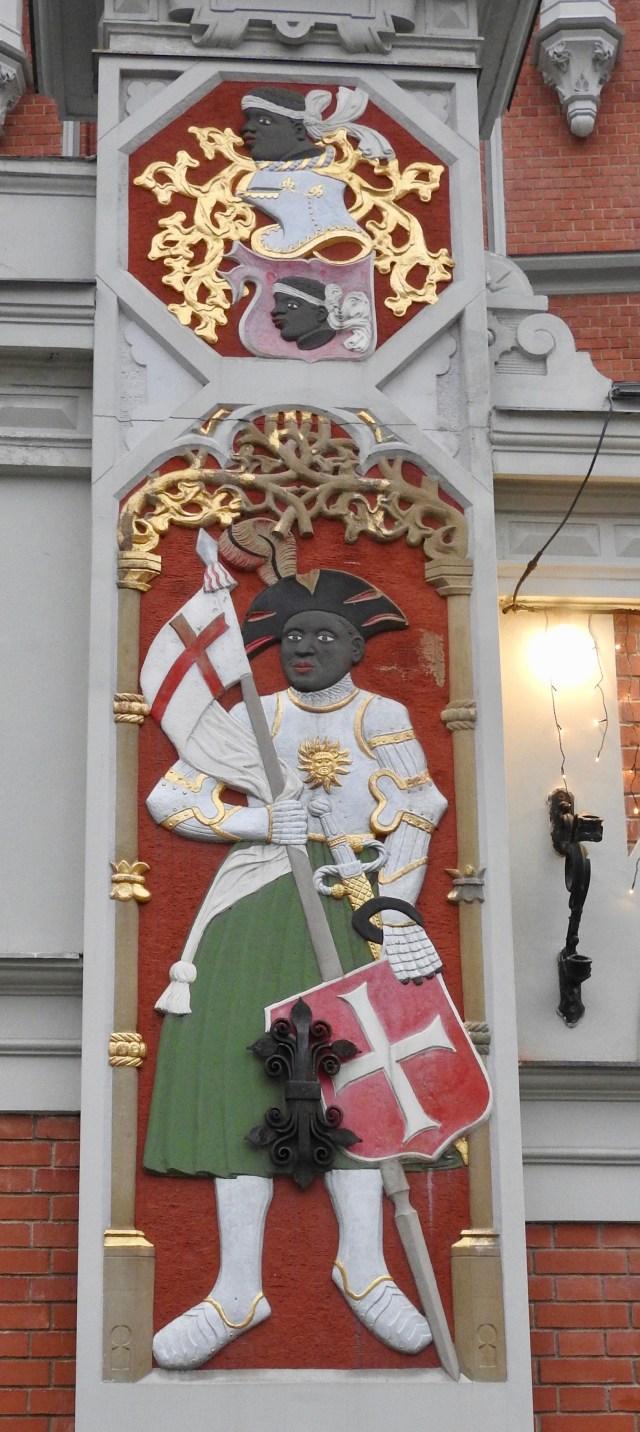 St Mauritius, Riga