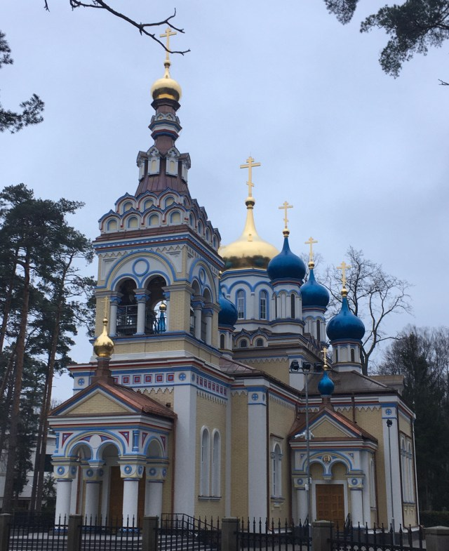Orthodox Church, Majori, Latvia