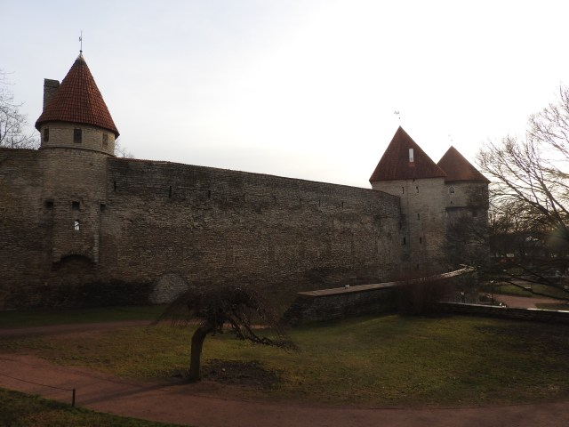 Old Town Walls & Towers, Tallinn