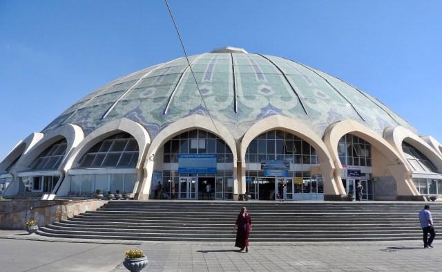 Chorsu Bazaar, Tashkent, Uzbekistan