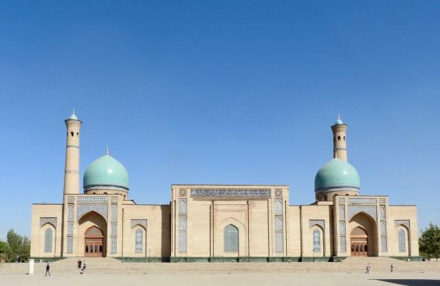 Tillya Sheikh Mosque, Tashkent, Uzbekistan