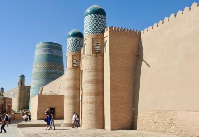 The Ark, Khiva, Uzbekistan