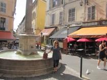 Aix en Provence Fountains