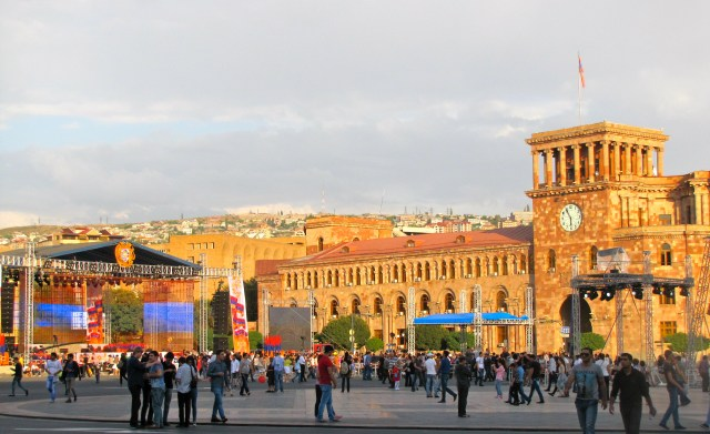 Armenia Independence Day Celebrations, Yerevan