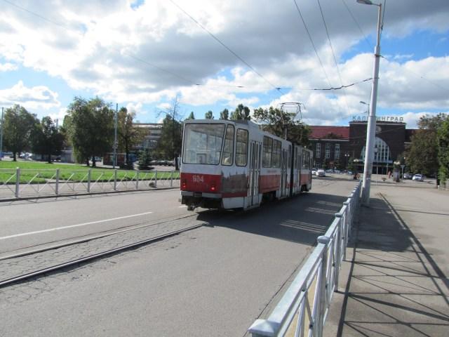 Kaliningrad Tram