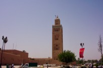 Marrakech, Koutoubia Mosque