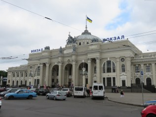Odessa Train Station 1