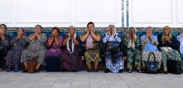 Uzbek Women copy