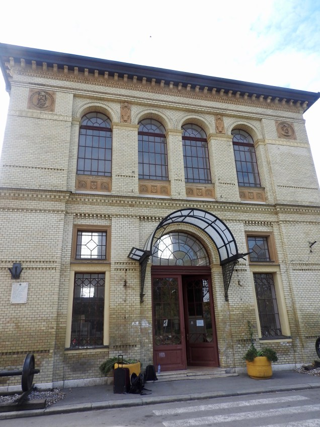 Vrsac Station Romania