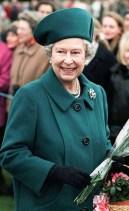 Queen Elizabeth II in 1997