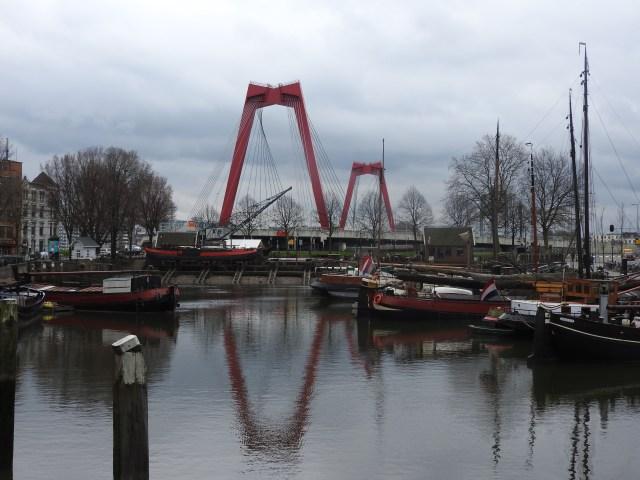 Bridge Rotterdam1