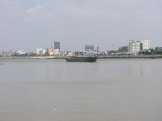 Mekong, Phnom Penh