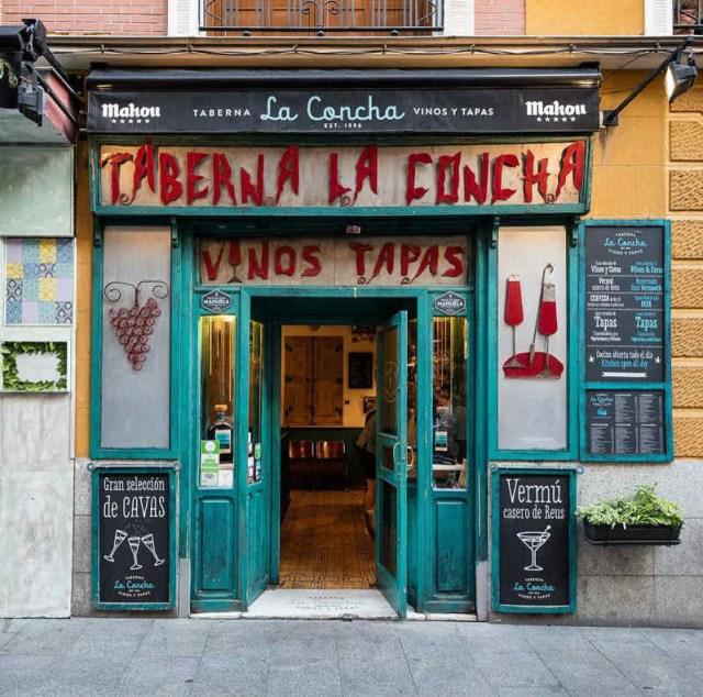 Tapas Bar, Madrid