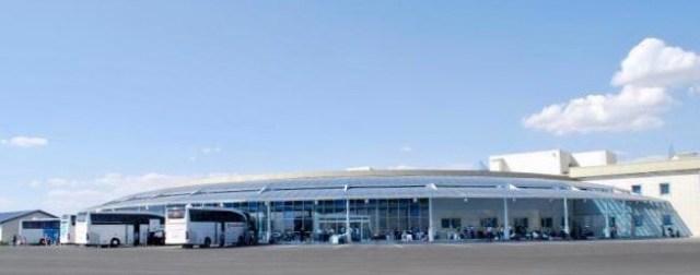 Erzurum Bus Station (Otager), Turkey
